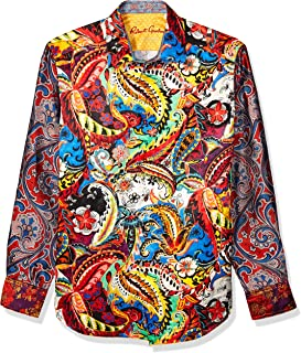 Robert Graham Men's The Conway LMT Ed L/S Woven Shirt
