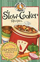 Slow-Cooker Recipes Cookbook: Easy to Make Homestyle Meals with Slow-Simmered Flavor!