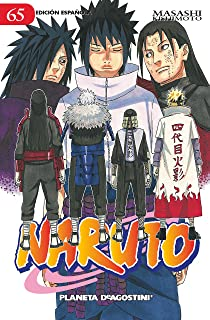 Naruto nº 65/72 (Manga Shonen)