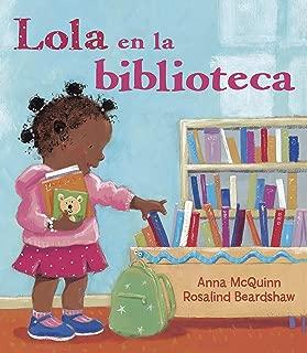 Lola en la biblioteca (Lola Reads)