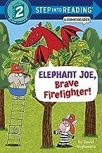 Elephant Joe, Brave Firefighter! (Step into Reading Comic Reader)