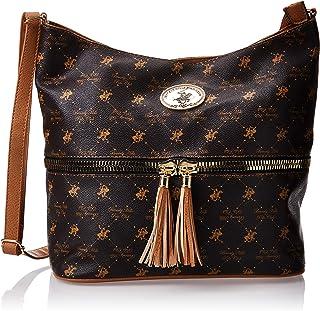 BHPC Womens Hobo Bag, BROWN - BHVA3777Z