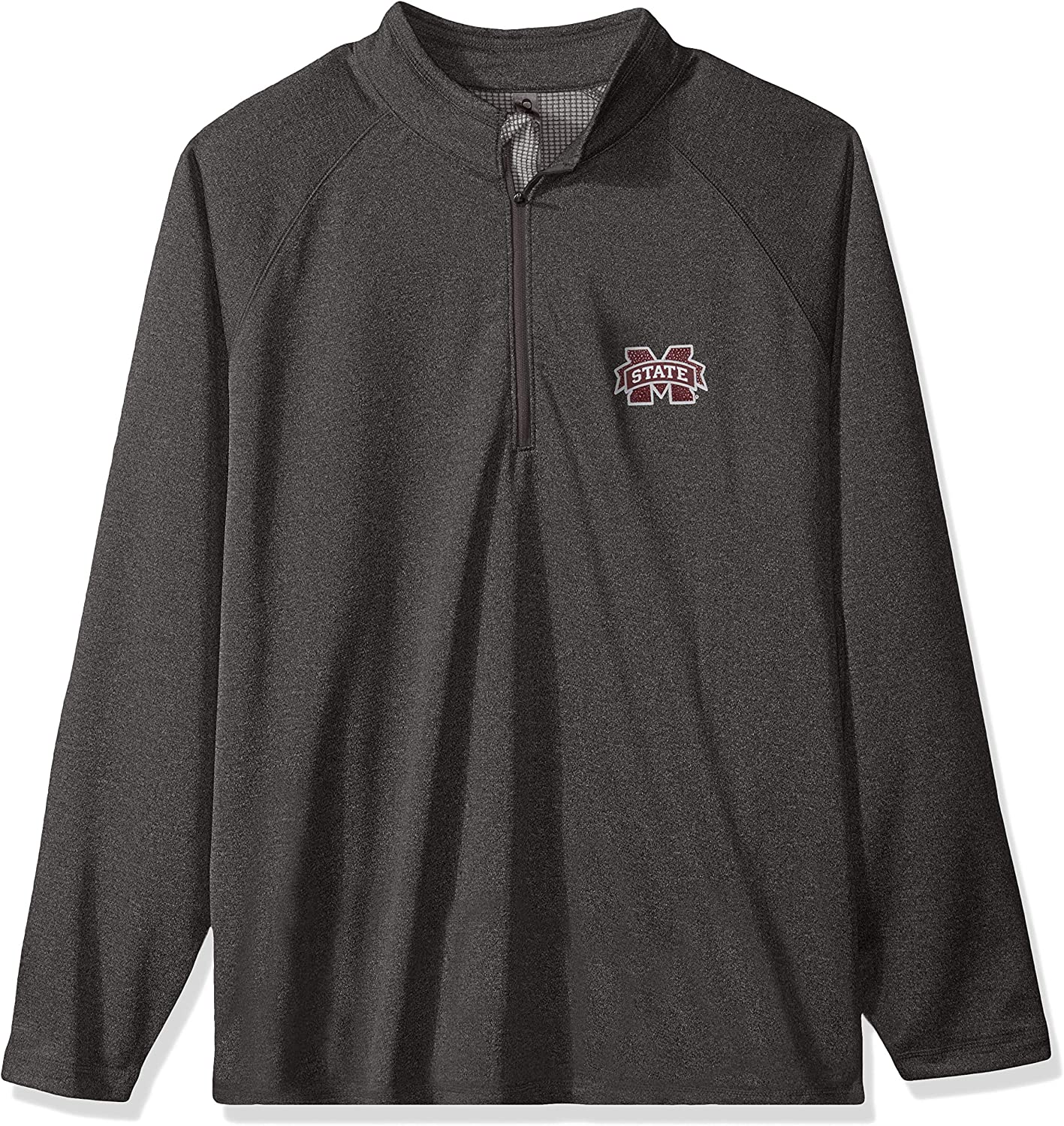 Ouray Sportswear NCAA Mens Zip 4 Quest 1 Max 64% OFF Austin Mall