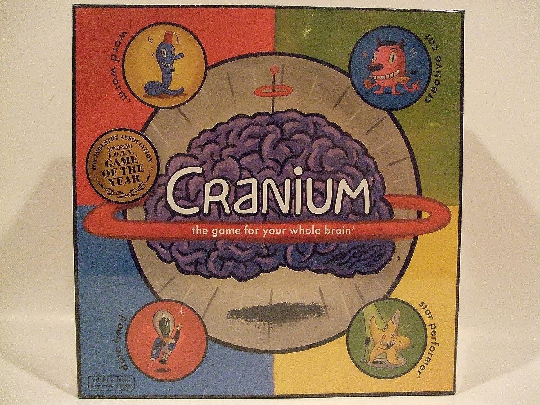 Cranium - ブランド品 The Game for Brain Whole 超激得SALE Your