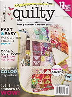 Fons & Porter Quilty Magazine May/June 2014