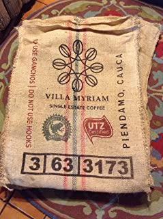 Used Burlap Coffee Bags (10 Pack)