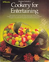 marlene sorosky cookery for entertaining