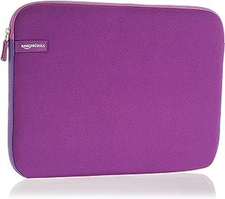 AmazonBasics 13.3 Inch Mabook Laptop Sleeve Case - Purple