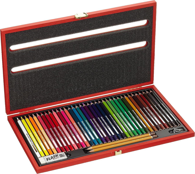 KOH h36pl Behälter aus Holz Holz Holz mit 36 Stifte B07B81Q4G8    | Feinen Qualität  30da13