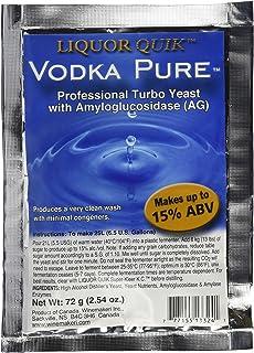 Liquor Quik Vodka Pure Professional Turbo Yeast