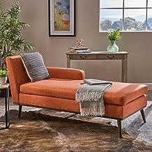 Best orange chaise lounge indoor Reviews