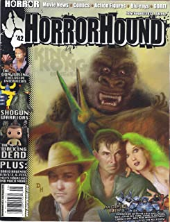 HorrorHound (#42) (July/August 2013 (King Kong & Cast Painted Cover))