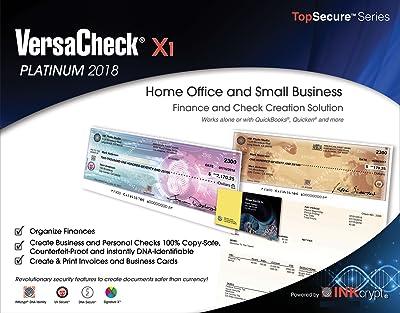 VersaCheck X1 Platinum 2018