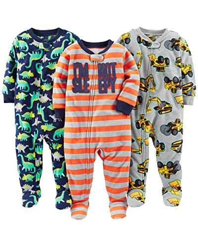 9fb92d7eb30a Footed PJs for Kids  Amazon.com