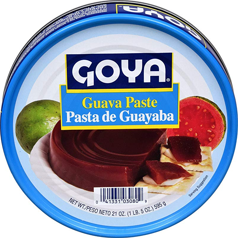 Goya Foods Guava Paste 21 Ounce Pack Of 24