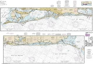 MapHouse NOAA Chart 11425 Intracoastal Waterway Charlotte Harbor to Tampa Bay: 40.42