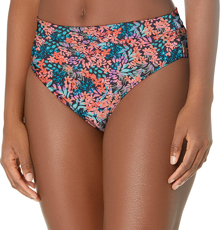 Body Glove Women's Standard Marlee Waist High Bottom Opening large release sale Challenge the lowest price Swim Bikini
