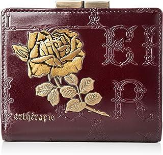[アルセラピィ] フィセルローズ クチガネ&lt二つ折りがま口財布&gt 230672