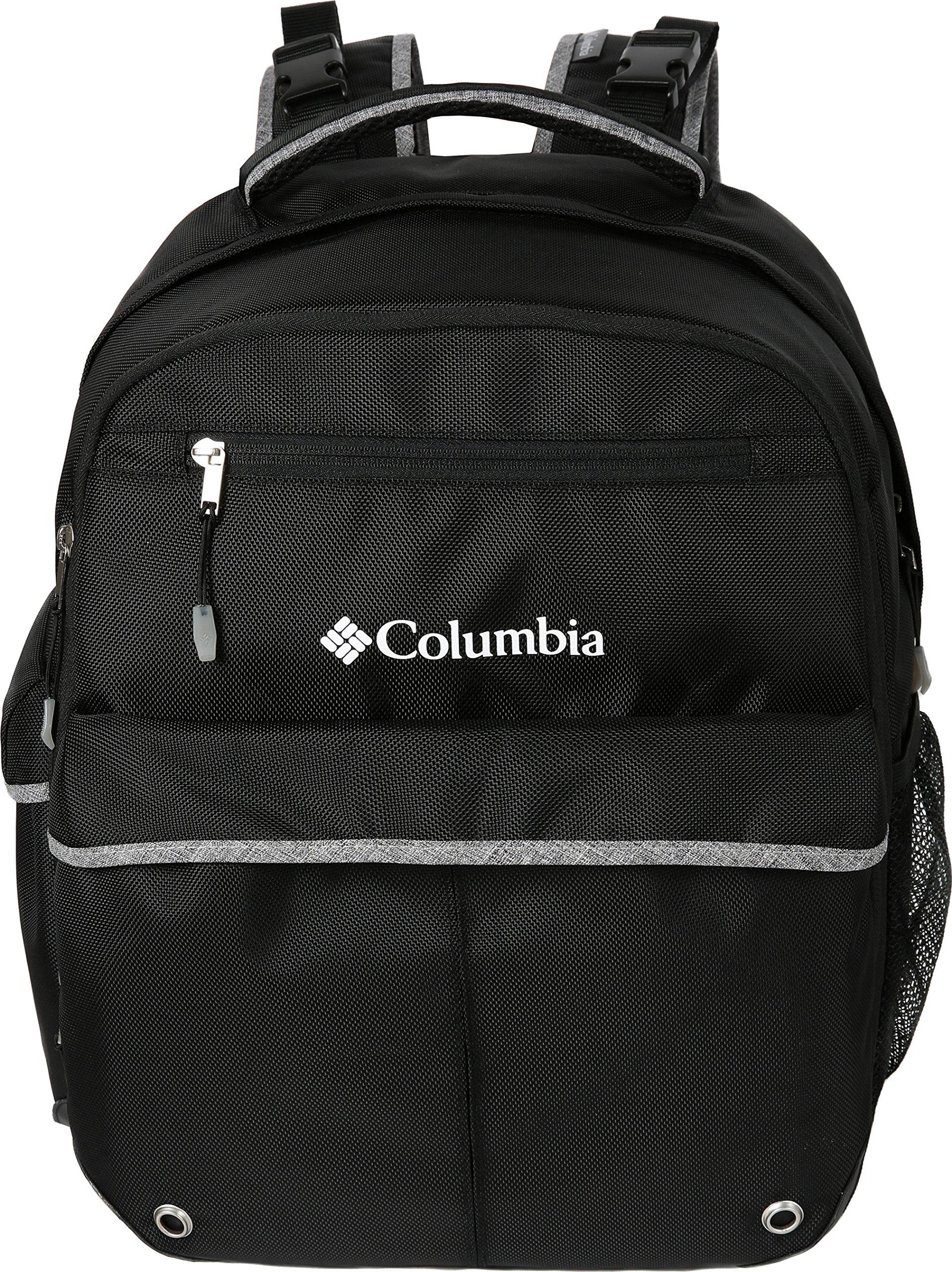 Columbia Huntsville Backpack Diaper Black