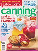 Taste of Home Canning & Preserving Magazine 2015