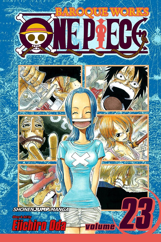 One Piece, Vol. 23: Vivi's Adventure (One Piece Graphic Novel) (English Edition)