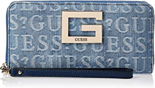 Guess Womens Wallet, Denim - DL758046