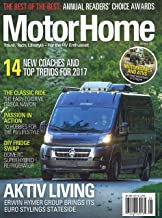 motorhome magazine subscription