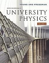 Best university physics 12th edition volume 2 Reviews