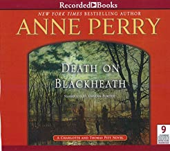 Death on Blackheath by Anne Perry Unabridged CD Audiobook
