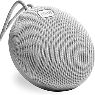 Mivi Roam Ultra-Portable Wireless Speaker with HD Sound, Booming Bass and 5Watts Peak Output-Grey