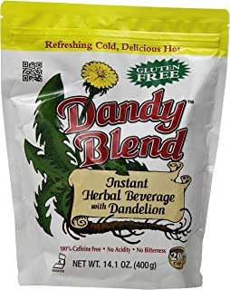 Dandy Blend Instant Herbal Beverage with Dandelion, 400g