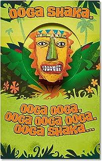 American Greetings Funny Ooga Shaka Birthday Card with Music and Movement
