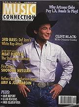 Music Connection Clint Black April 1, 1990 3rd Bass Meat Puppets Shotgun Messiah Dave Pritchard Malati Makuma Yothu Yindi