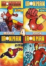 Iron Man: Armored Adventures Season 1: Volume 1 - Volume 2 / Season 2: Volume 1 - Volume 2
