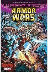 Armor Wars: Warzones! (Armor Wars (2015)) Kindle Edition