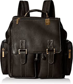 Claire Chase Laptop and Tablet Backpack, Black, One Size