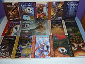 Guardians of Ga'hoole Complete Set, Books 1-15 (The Capture, The Journey, The Rescue, The Siege, The by Kathryn Lasky (2009-05-03)