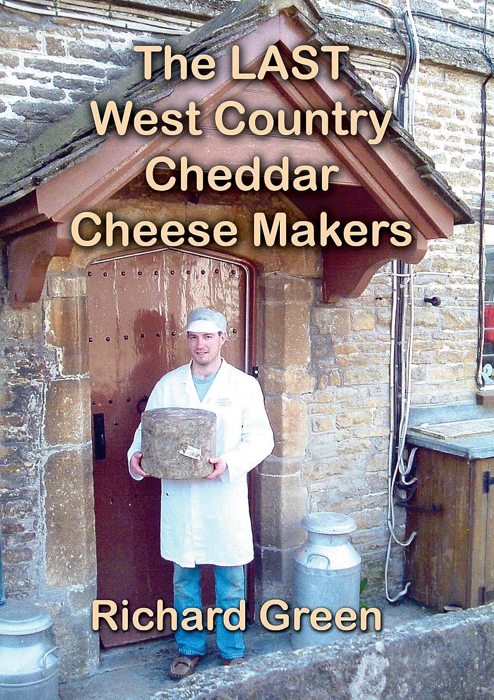 ほのか戦艦暴行The LAST West Country Cheddar Cheese Makers (English Edition)