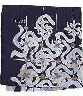 Eton - Watercolor Design Pocket Square