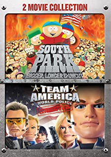 South Park: Bigger, Longer & Uncut/Team America: World Police 2-Pack