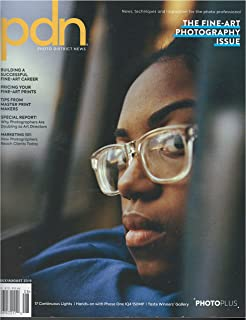 PDN Photo District News Magazine July August 2019