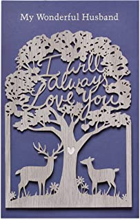 American Greetings Anniversary Card for Husband (Always)