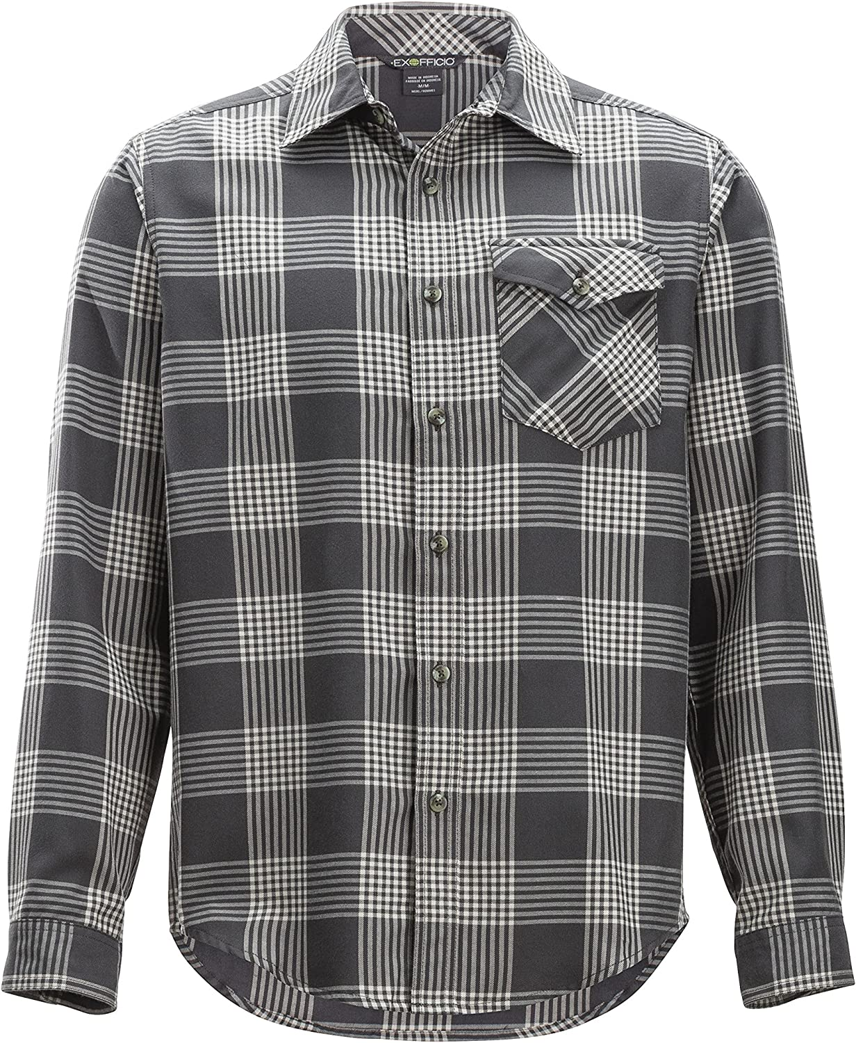 ExOfficio Okanagan Plaidbutton Down Shirts
