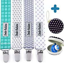 Pacifier Leashes And Cases