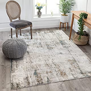 Best distressed blue area rug Reviews