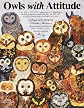 AAA Designs 4336993330 Owls with Attitude Pattern CD