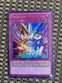 Yu-Gi-Oh! – Magicians39; Defense (MVP1-EN028) – The Dark Side of Dimensions..