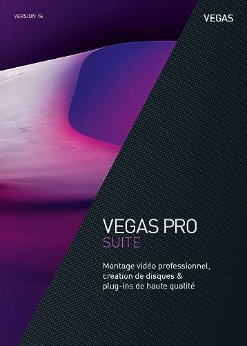 VEGAS Pro 14 Suite [Téléchargement]