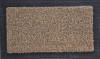 GrassWorx Clean Machine Filigree Welcome Doormat, 18