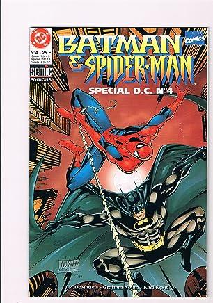 Batman et Spiderman Spécial D.C. N°4